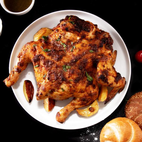 Recept na gruzínské kuře