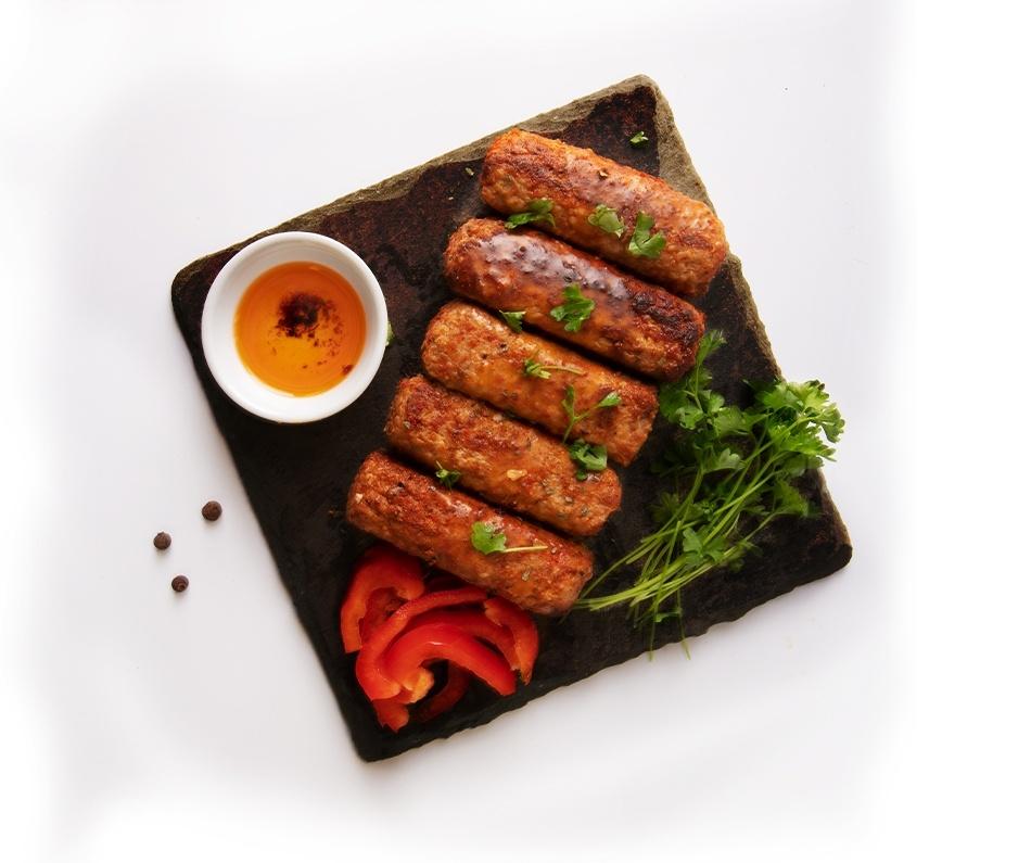 Gruzínský kebab v ČR