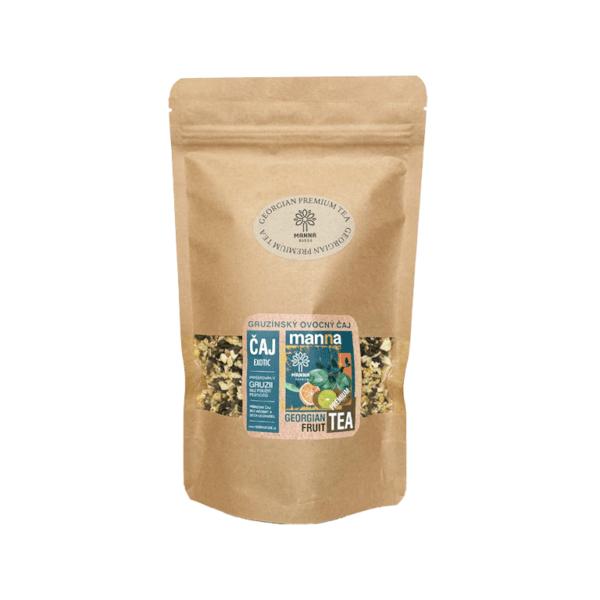 gruzinský ovocný exotický čaj